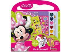 Jiří Models Disney Minnie Vytvoř si svůj blok Minnie