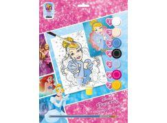Jiří Models Disney Princess Malování podle čísel Princezny