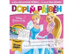 Jiří Models Disney Princess Omalovánky Doplň příběh Princezny