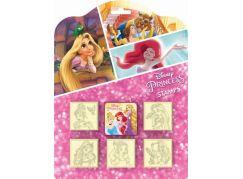 Jiří Models Disney Princess Razítka 5+1 Princezny