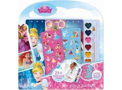 Jiří Models Disney Princess Vytvoř si svůj blok Princezny