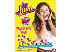 Jiri Models Disney Relaxační omalovánky Soy Luna
