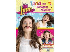 Jiri Models Disney Samolepkové knížky Soy Luna 200 samolepek