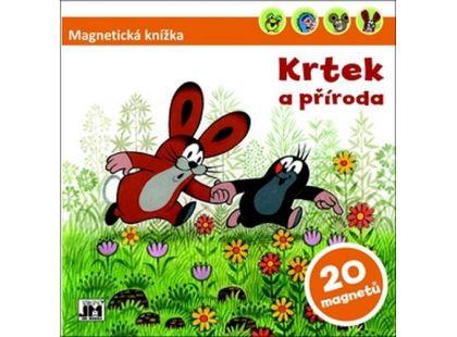 Jiri Models Krteček Magnetická knížka Krtek a příroda