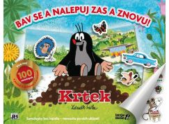 Jiří Models Krteček Samolepkové album Krtek