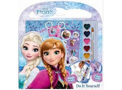 Jiří Models Ledové králoství Vytvoř si svůj blok Frozen