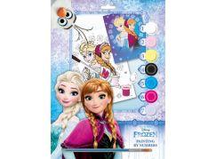Jiří Models Ledové království Malování podle čísel Frozen