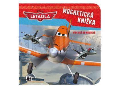 Jiri Models Magnetická knížka Letadla
