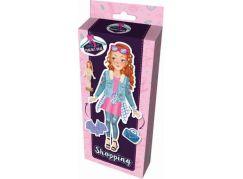 Jiri Models Magnetické panenky Na nákupech