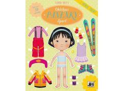 Jiri Models Oblékací panenky Sport