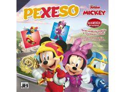 Jiri Models Pexeso v sešitu Mickey