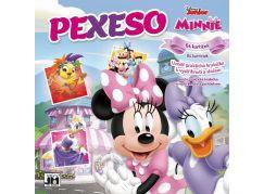 Jiri Models Pexeso v sešitu Minnie