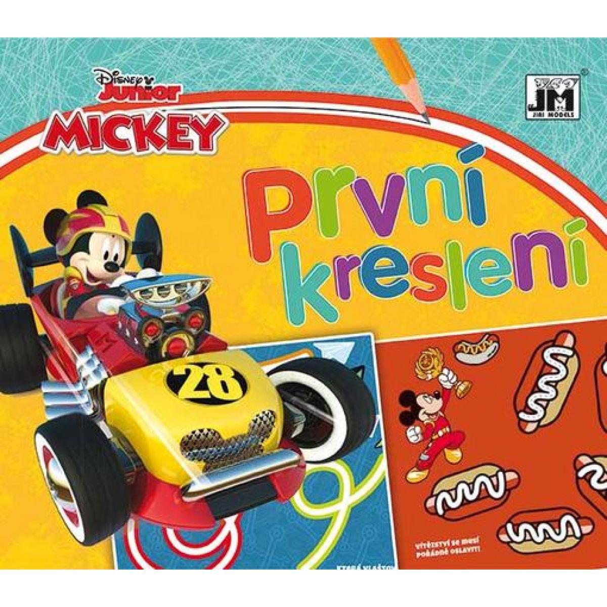 Jiri Models První kreslení Mickey závod