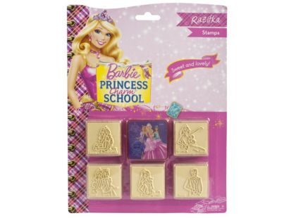 Jiri Models Razítka 5+1 Barbie Princezny