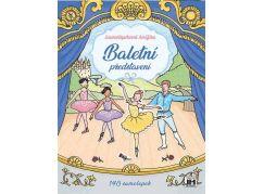 Jiri Models Samolepková knížka Baletní představení