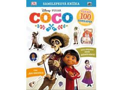 Jiří Models Samolepková knížka Coco