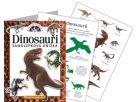 Jiri Models Samolepková knížka Dinosauři 2