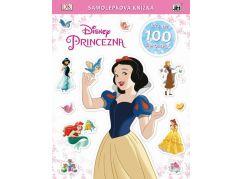 Jiří Models Samolepková knížka Disney Princezny