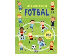 Jiri Models Samolepková knížka Fotbal