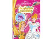 Jiri Models Samolepkové omalovánky Disney Princezny