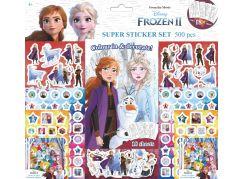 Jiri Models Samolepkový set 500 Ledové království 2