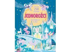 Jiri Models Velká samolepková kniha Jednorožci
