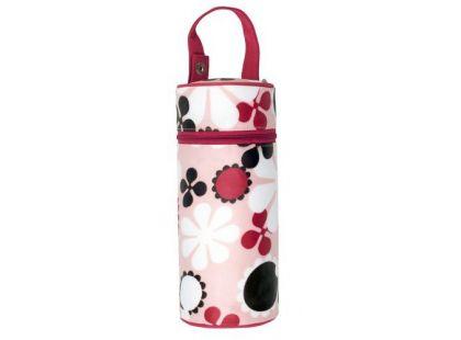 JJ Cole Termoobal na kojeneckou lahev Pink Blossom