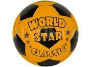 John Míč World Star 22 cm - Oranžová