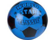 John Míč World Star 22 cm - Modrá