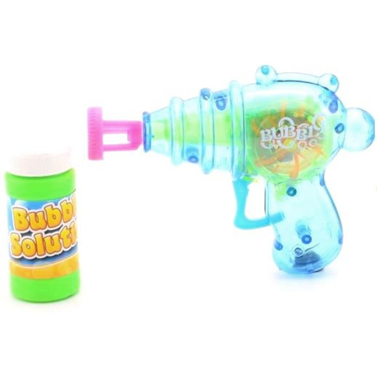 John toys Bublifuková pistole svítící + bulifuk