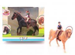 John toys Koník s jezdcem