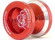 Jojo N8 - Dare to do 48mm hliník/kov s ložiskem - Červená