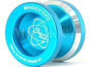 Jojo N8 - Dare to do 48mm hliník/kov s ložiskem - Modrá