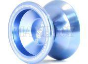 Jojo T5 - Overload 55mm hliník/kov s ložiskem - Modrá