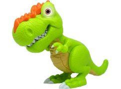 Junior Megasaur ohebný a kousací T-Rex - zelený