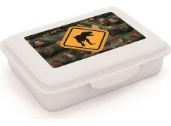 Karton P+P Box na svačinu T-rex