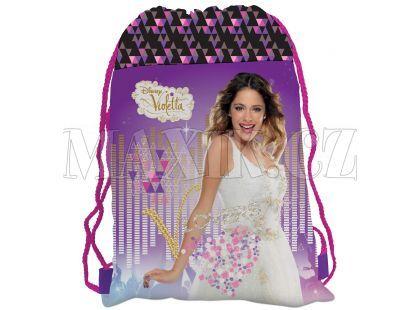 Karton P+P Disney Violetta Sáček na přezůvky