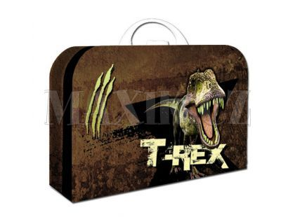Karton P+P Kufřík Dinosaurus