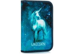 Karton P+P Penál 1 p. s chlopní, naplněný Unicorn 1