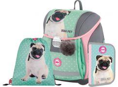 Karton P+P Set 3dílný Premium Isha - My love Pet