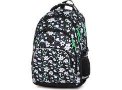 Karton P+P Školní batoh Oxy Scooler Flowers