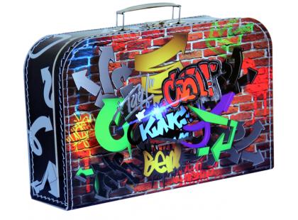 Kazeto Kufřík Grafiti 35 cm