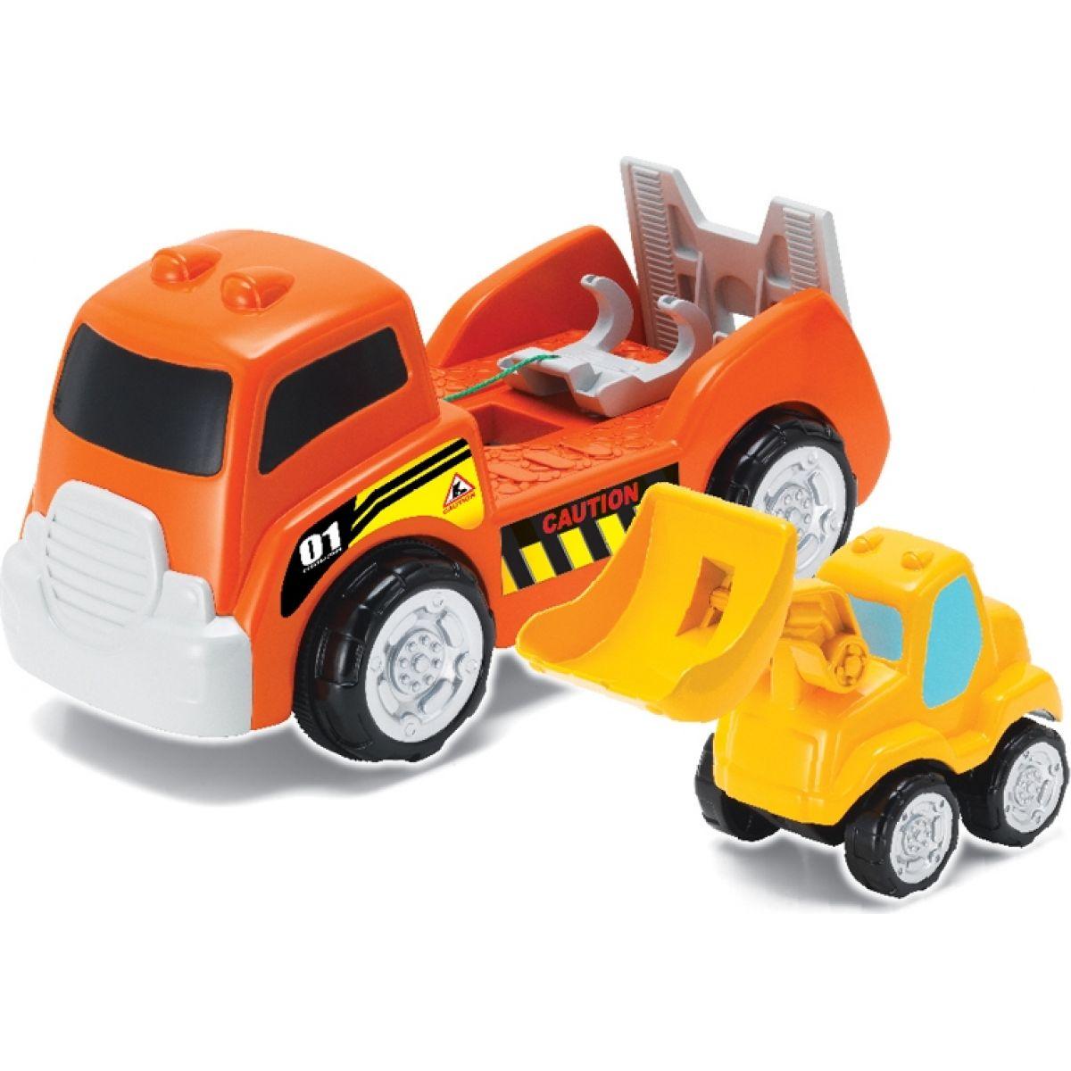 Keenway Přepravní auto s bagrem