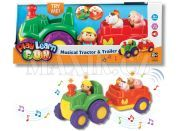 Keenway Traktor se zvukem