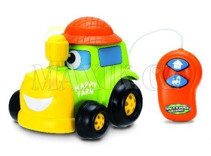 Keenway Veselý traktor na kabel