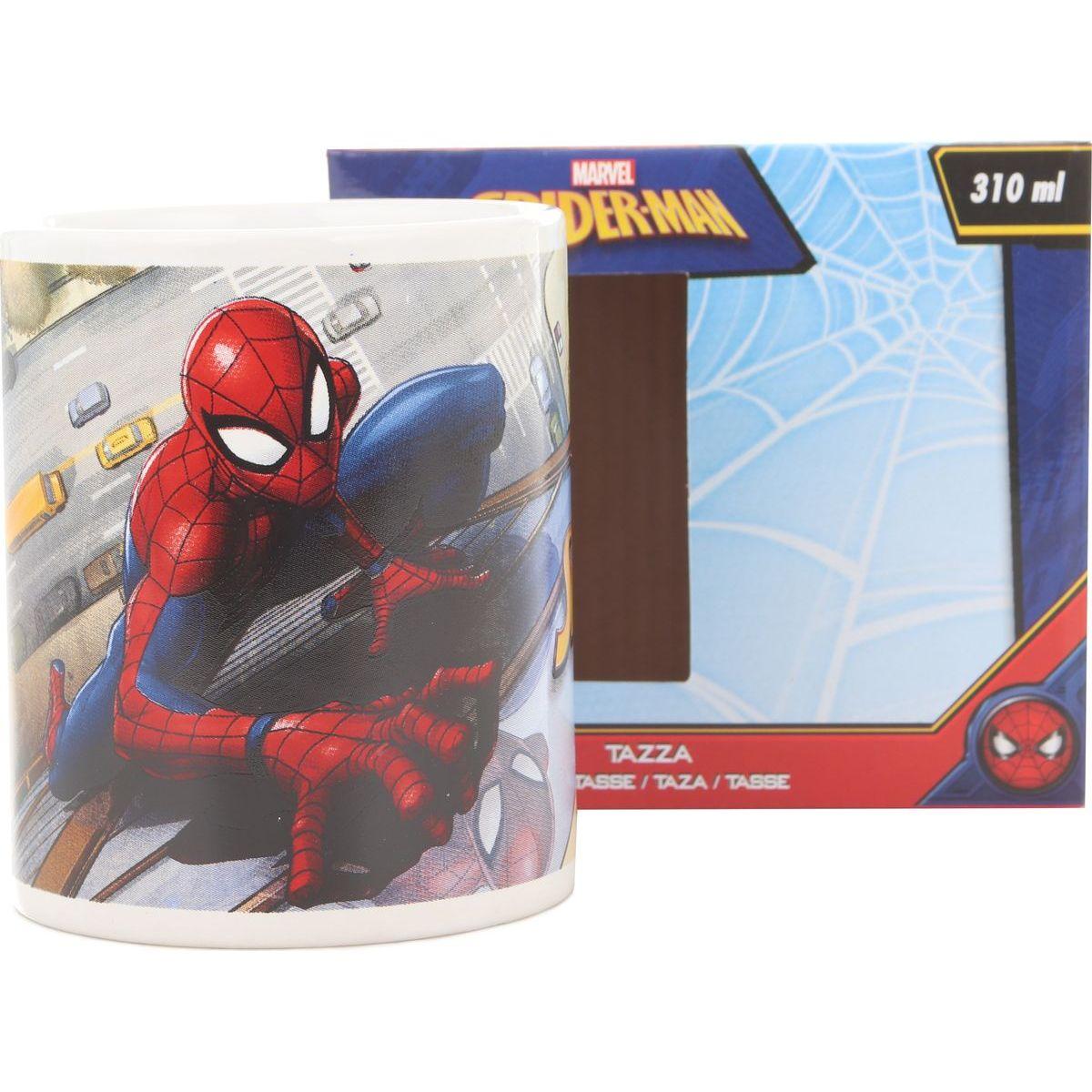 Keramický hrneček Marvel Spiderman 310 ml