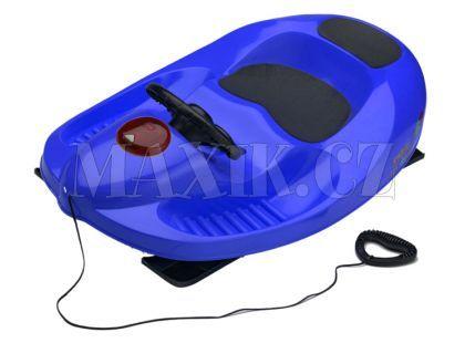 Khw Boby Snow Car 4x4 de Luxe modré