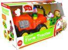 Kiddieland Farmářský traktor pro nejmenší 2