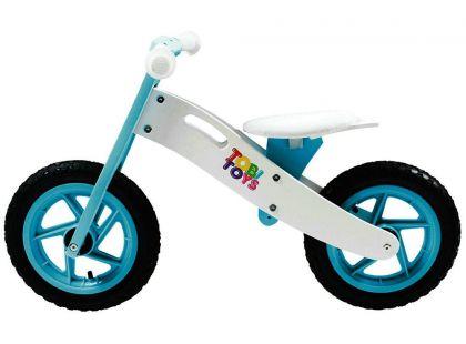 KidsHome Balanční kolo - modré - Poškozený obal
