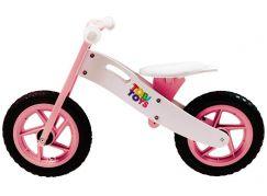 KidsHome Balanční kolo - růžové